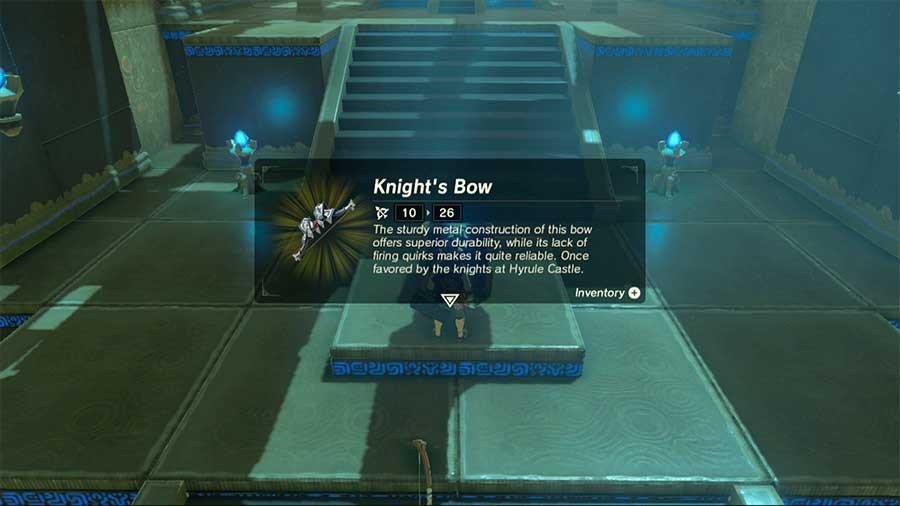 Knights Bow