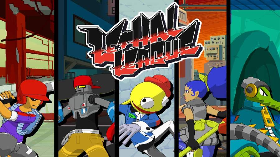 Lethal League - Gamers Heroes