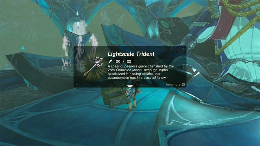 Lightscale Trident