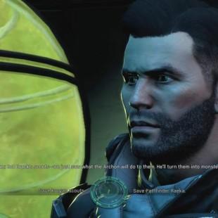 Mass Effect Andromeda – Save Krogan Scouts Or Save Pathfinder Raeka