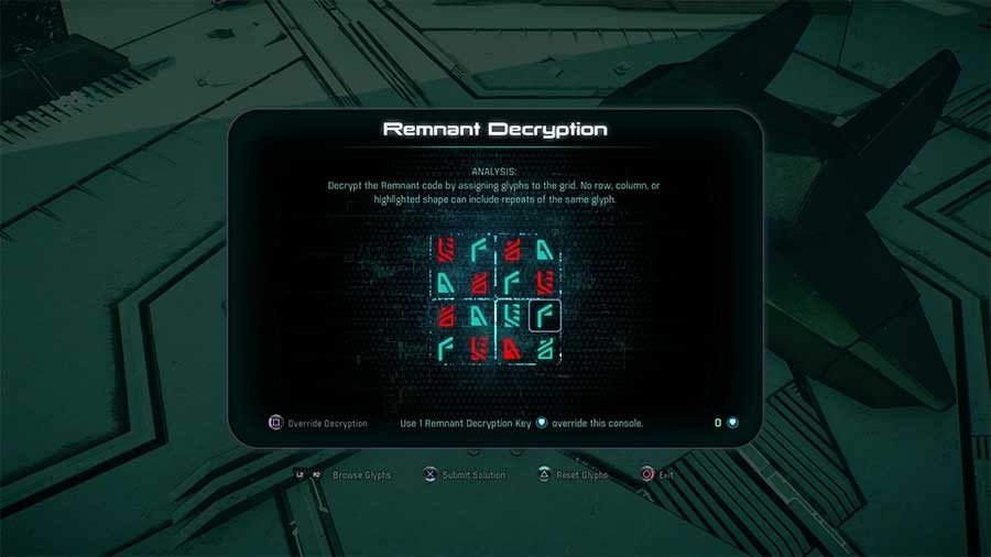 Peebee Secret Agent Puzzle