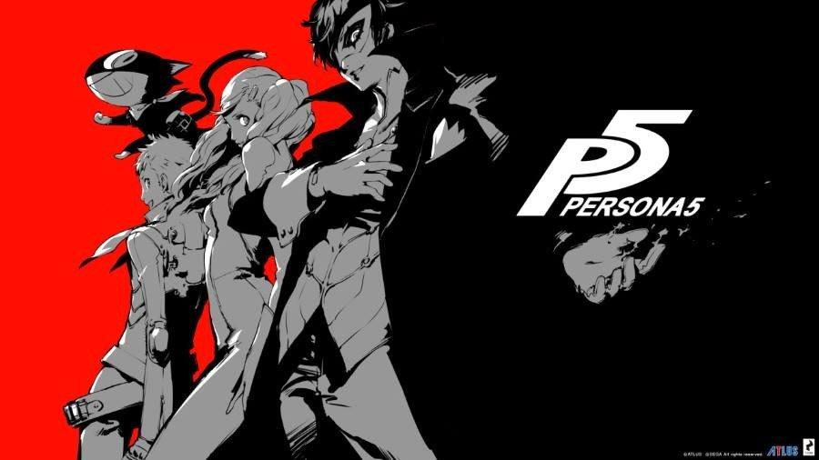 Persona 5 - Gamers Heroes