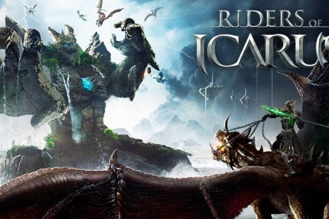 Riders of Icarus' Corruption of Light Update Released