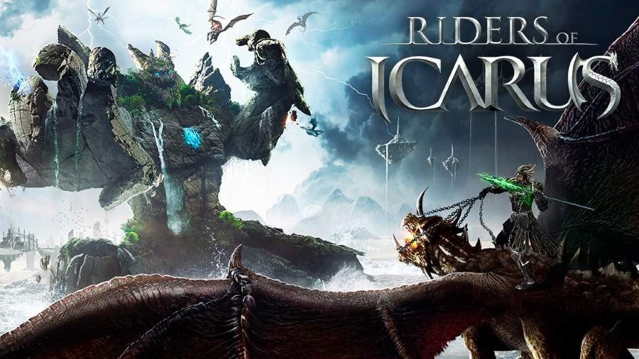 Riders of Icarus - Gamers Heroes