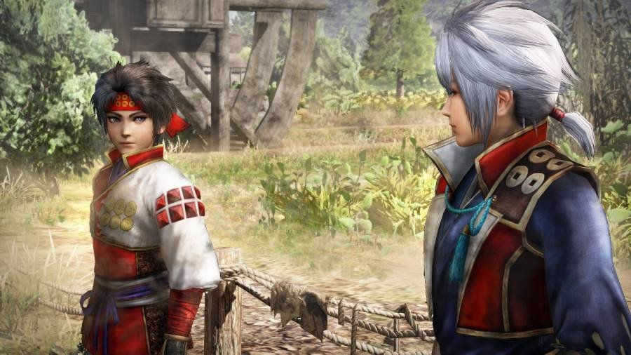 Samurai Warriors Spirit of Sanada - Gamers Heroes