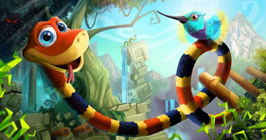 Snake Pass - Gamers Heroes