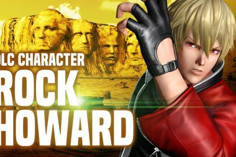 Rock Howard Coming to The King of Fighters XIV