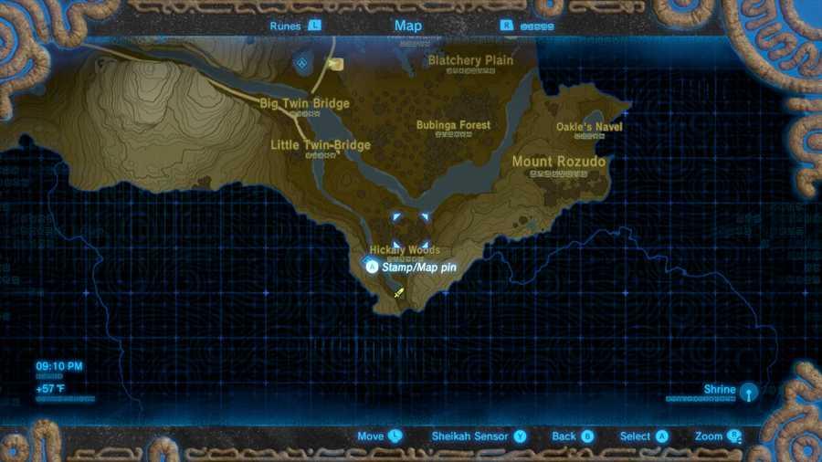 The Legend Of Zelda Breath Of The Wild Misko The Great Bandit Guide