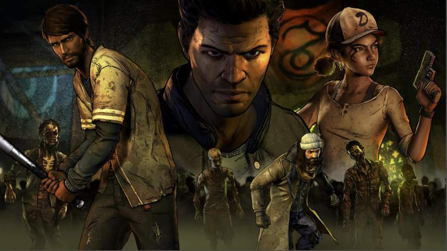 The Walking Dead A New Frontier Review - Gamers Heroes