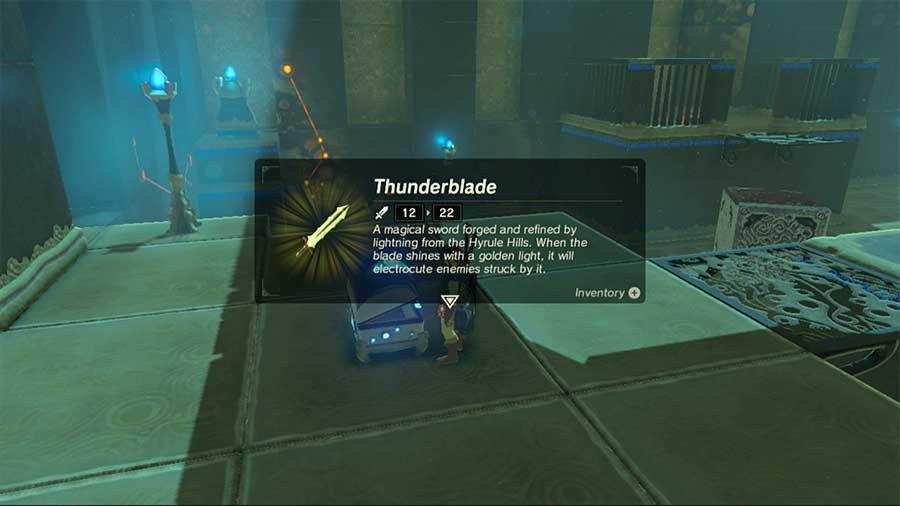 Thunderblade