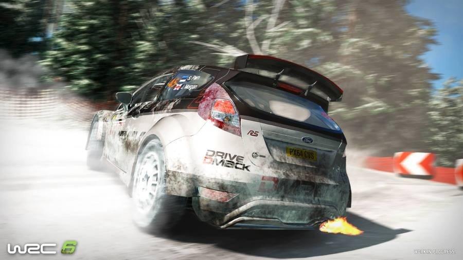 WRC 6 - Gamers Heroes