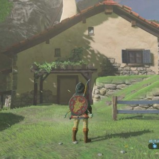 Where To Buy A House In Zelda Breath Of The Wild