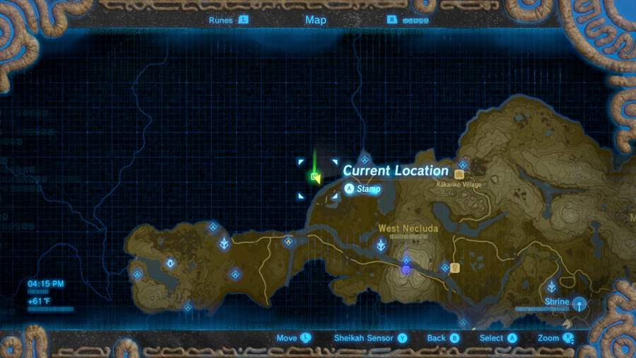 Where To Find Hestu - Location #2