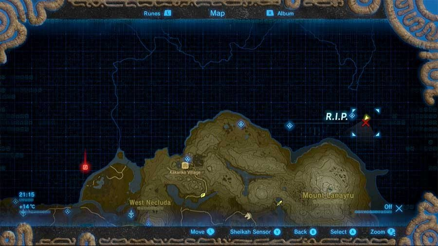 Where To Find Hinox