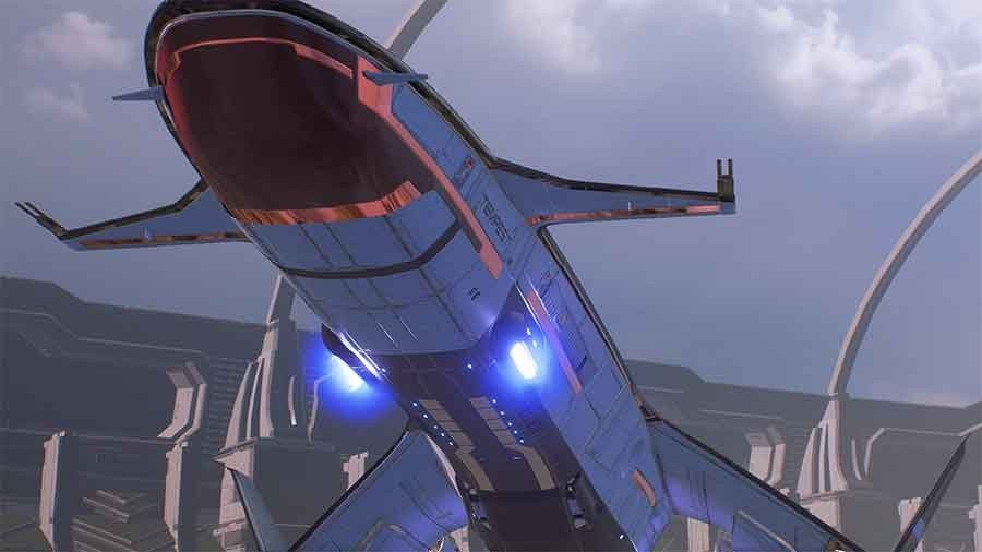 Where To Find Pre-Order DLC Items In Mass Effect Andromeda