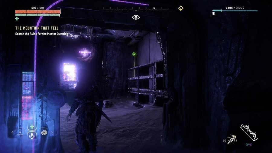 Where To Find The Fifth Power Cell In Horizon Zero Dawn