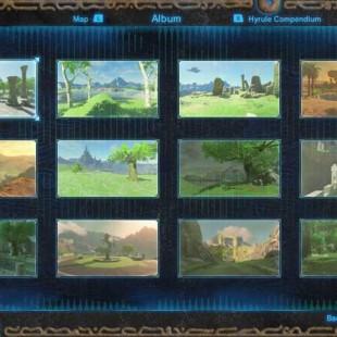 Zelda Breath Of The Wild Memories Location Guide
