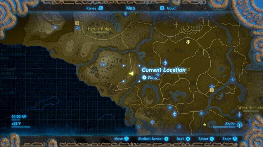 Zelda Breath Of The Wild Memory 10