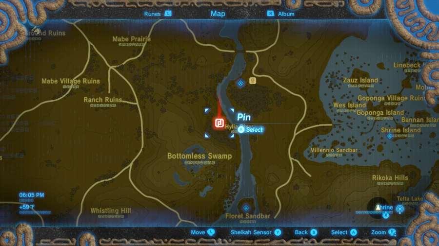 Zelda Breath Of The Wild Memory 12