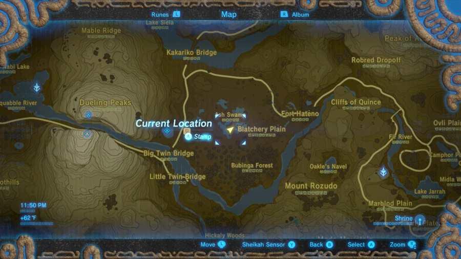 Zelda Breath Of The Wild Memory 13