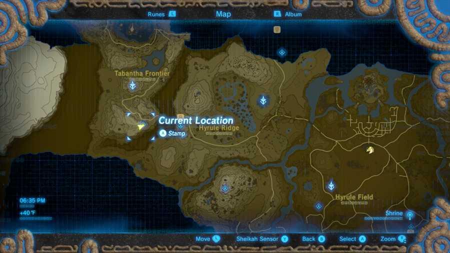 Zelda Breath Of The Wild Memory 3