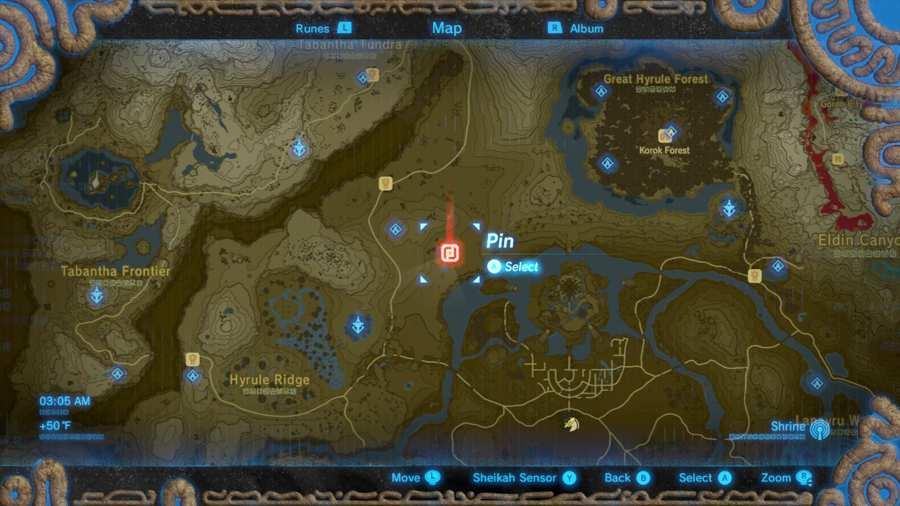 Zelda Breath Of The Wild Memory 6