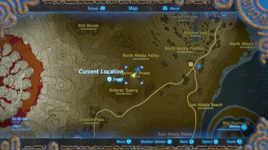 Zelda Breath Of The Wild Memory 9