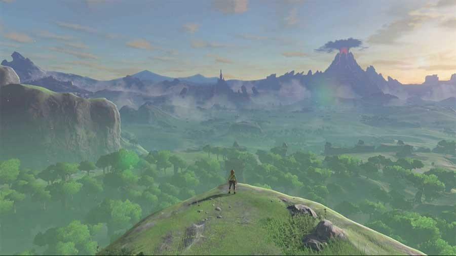 Zelda Breath Of The Wild Rare Armor & Weapon Guide