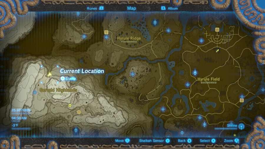 Zelda Breath Of The Wild The Eighth Heroine