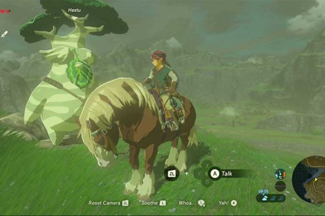 Zelda Breath Of The Wild – Where To Find Hestu Locations