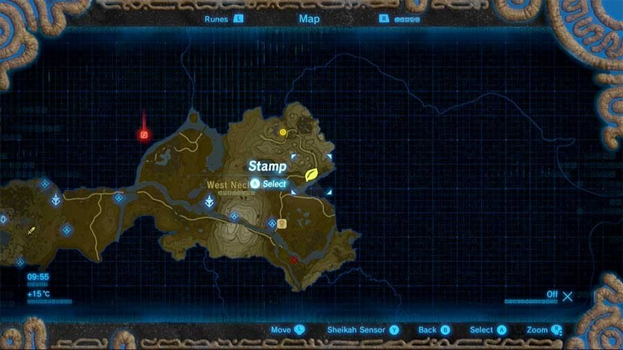 Where To Find Hestu - Location #1