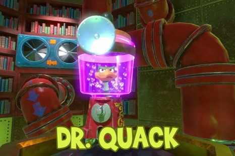 Dr Quack's Quiz Time Answers Stage 2 – Yooka-Laylee