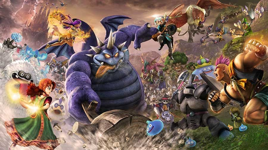 How To Claim & Where To Find DLC Items In Dragon Quest Heroes 2