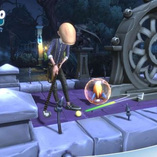 Infinite Minigolf Coming to Consoles this Spring