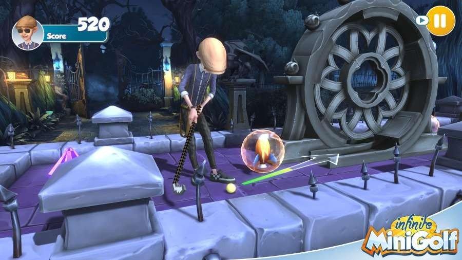 Infinite Minigolf - Gamers Heroes