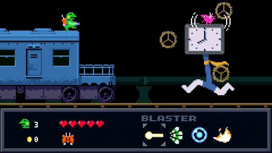 Kero Blaster - Gamers Heroes