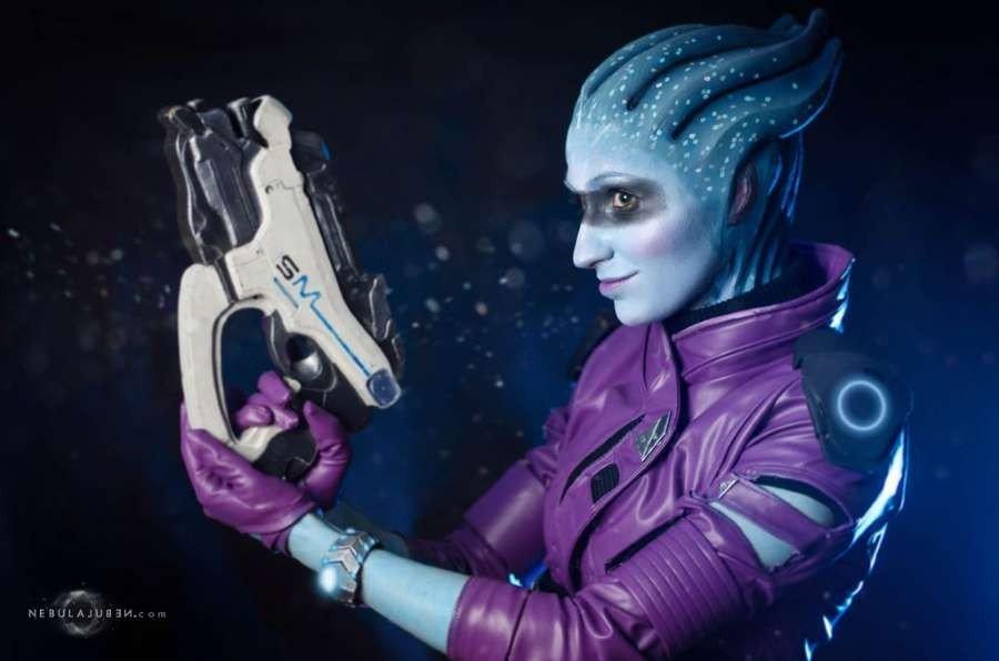 Mass Effect Andromeda Peebee Cosplay - Gamers Heroes