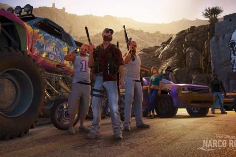 Tom Clancy's Ghost Recon Wildlands: Narco Road DLC Gets New Trailer