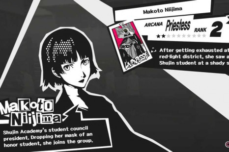 How dating works in persona 5