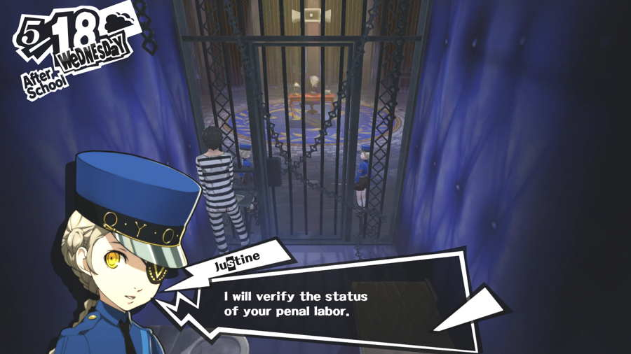 Persona 5 Confidant Guide - Twin Wardens