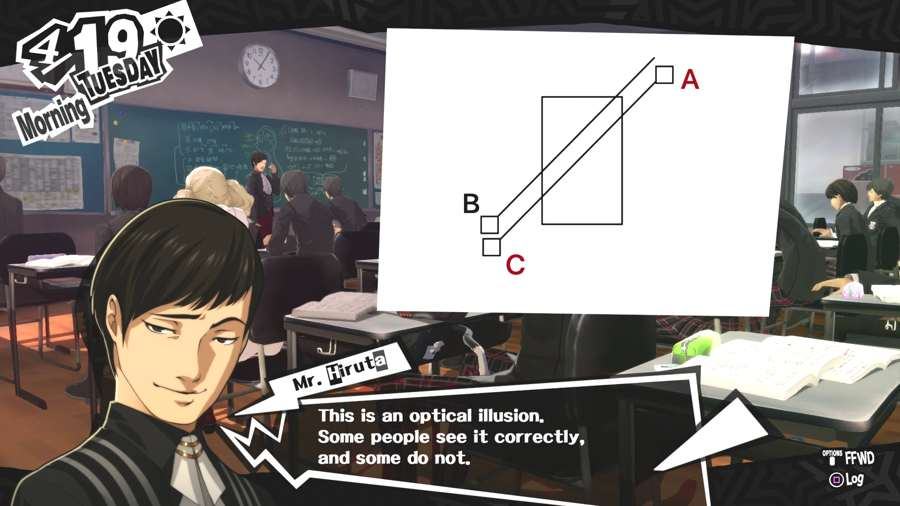 Persona 5 School Question Answers Guide