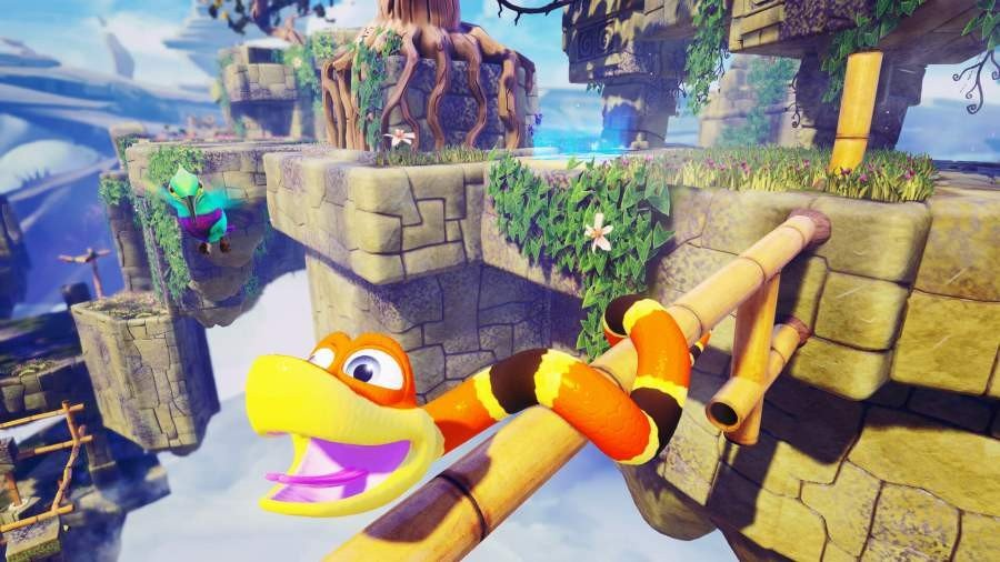 Snake Pass Review - Gamers Heroes