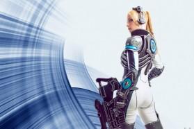 Cosplay Wednesday – StarCraft's Nova Terra