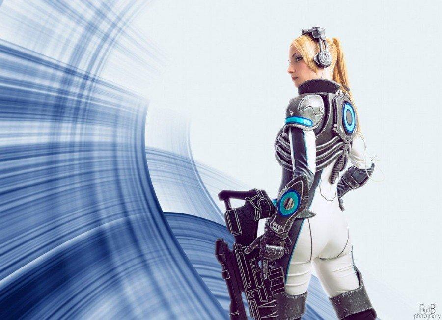 StarCraft Nova Terra Cosplay - Gamers Heroes
