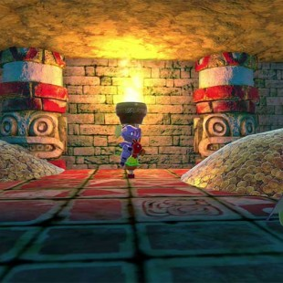 Where To Find Sir Scoffsalots Pigs & Rampo's Treasure Chamber In Yooka-Laylee
