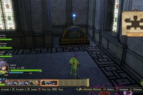 Which Door To Choose? Dragon Quest Heroes 2 Tower Door Puzzle
