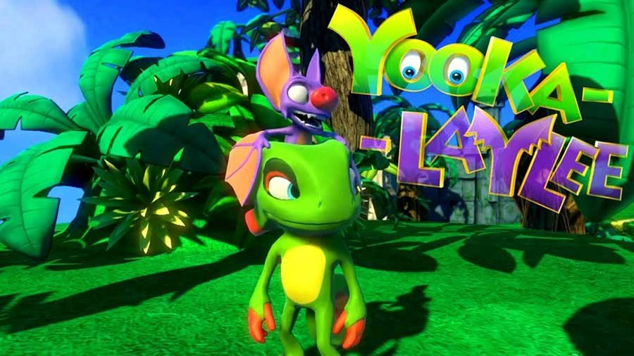 Yooka-Laylee Ghost Writer Ghouls Location Guide