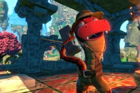 Yooka-Laylee Butterfly Health Extender Location Guide