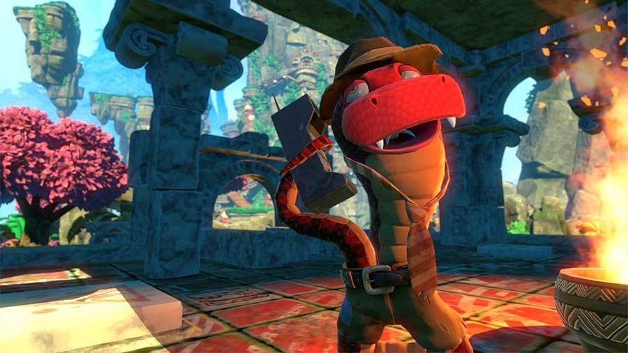 Yooka-Laylee Health Extender Location Guide