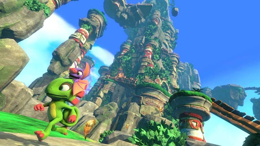 Yooka-Laylee Moves & Abilities Guide